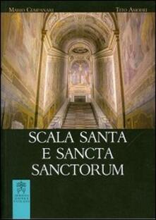 Filippodegasperi.it Scala Santa e Sancta Sanctorum. Storia, arte, culto del santuario Image
