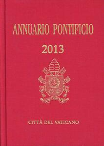 Annuario pontificio (2013)
