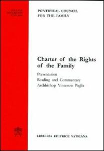 Charter of the rights of the family