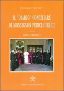 Winniearcher.com Il diario conciliare di monsignor Pericle Felici Image