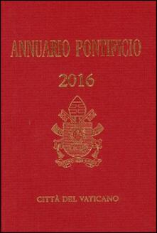 Amatigota.it Annuario pontificio (2016) Image