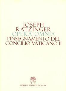 Camfeed.it Opera omnia di Joseph Ratzinger Image