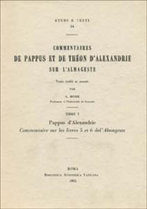 Libro Commentaires sur les livres 5 et 6 de l'Almageste Teone d'Alessandria
