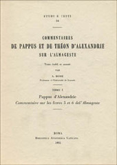 Commentaires sur les livres 5 et 6 de l'Almageste