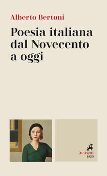 Antondemarirreguera.es Poesia italiana dal Novecento a oggi Image