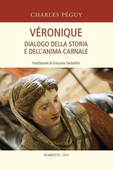Véronique. Dialogo della storia e dell'anima carnale - Charles Péguy - copertina