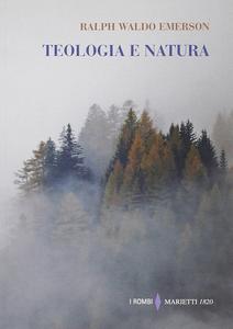 Libro Teologia e natura Ralph W. Emerson