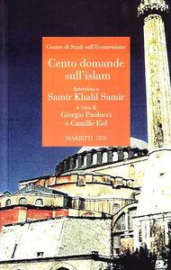 Libro Cento domande sull'Islam