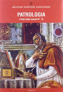 Winniearcher.com Patrologia. III I Padri latini dal Concilio di Nicea (325) al Concilio di Calcedonia (451) Image