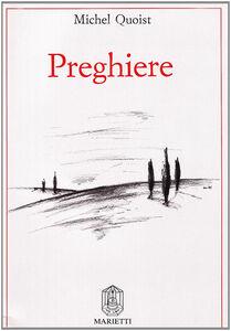 Libro Preghiere Michel Quoist