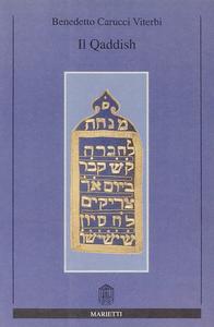 Libro Il qaddish Benedetto Carucci Viterbi
