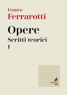Winniearcher.com Opere. Scritti teorici. Vol. 1 Image