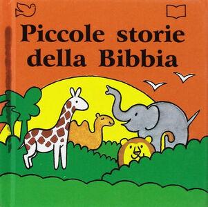 Libro Piccole storie della Bibbia