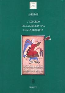 Libro L' accordo della legge divina con la filosofia Averroè