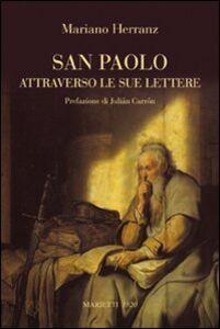 Libro San Paolo attraverso le sue lettere Mariano Herranz