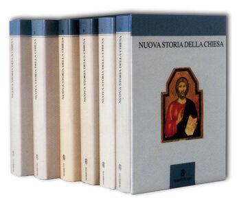 Libro Nuova storia della Chiesa. Vol. 5\1: La Chiesa nella società liberale.