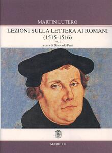 Lezioni sulla Lettera ai Romani. Vol. 2