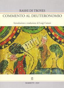 Premioquesti.it Commento al Deuteronomio Image