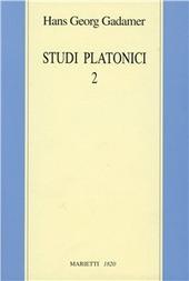 Studi platonici. Vol. 2