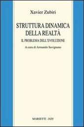 Struttura dinamica della realtà. Il problema dell'evoluzione