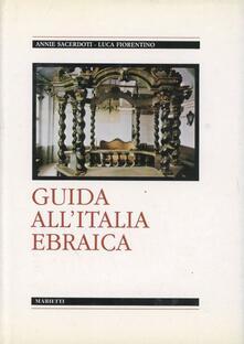Antondemarirreguera.es Guida all'Italia ebraica Image