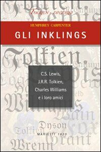 Libro Gli Inklings Humphrey Carpenter