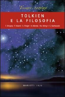 Tolkien e la filosofia - copertina