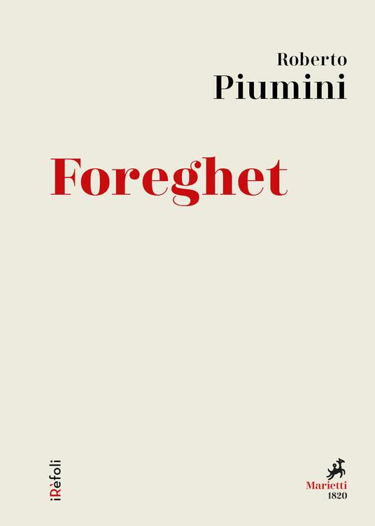 Foreghet - Roberto Piumini - ebook