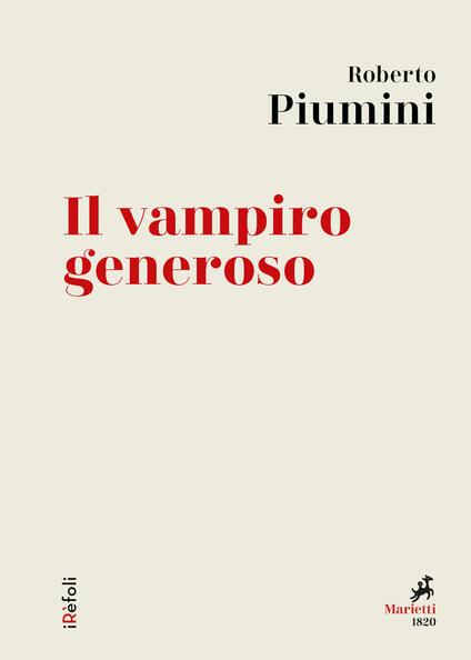 Il vampiro generoso - Roberto Piumini - ebook