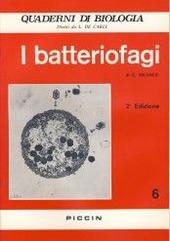I batteriofagi