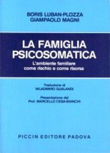 Radiosenisenews.it La famiglia psicosomatica. L'ambiente familiare come rischio e come risorsa Image