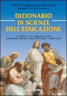 Dizionario di scienze delleducazione. Con CD-ROM.pdf