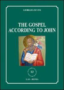 Libro The Gospel according to John Giorgio Zevini