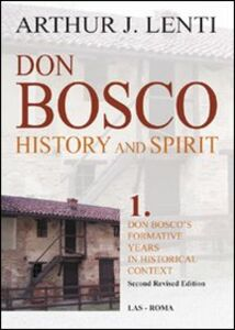 Libro Don Bosco. Ediz. italiana e inglese Arthur J. Lenti