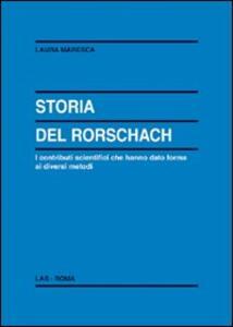 Storia del Rorschach. I contributi scientifici che hanno dato forma ai diversi metodi