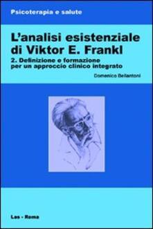 Chievoveronavalpo.it L' analisi esistenziale di Viktor E. Frankl. Vol. 2 Image