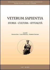 Libro Veterum sapientia. Storia, cultura, attualità