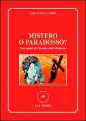 Mistero o paradosso? Temi aperti di filosofia della religione