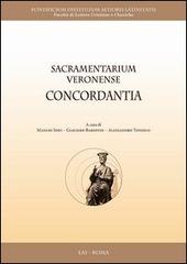 Sacramentarium veronense concordantia