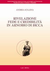 Rivelazione, fede e credibilità in Arnobio di Sicca