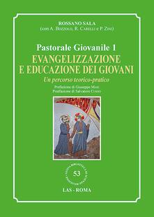 Radiospeed.it Evangelizzazione e educazione dei giovani. Un percorso teorico-pratico. Pastorale giovanile. Vol. 1 Image