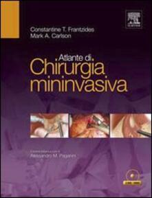 Vitalitart.it Atlante di chirurgia mininvasiva. Con 2 DVD Image