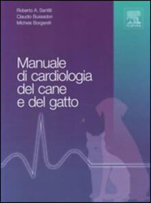 Librisulladiversita.it Manuale di cardiologia del cane e del gatto Image