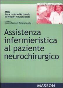 Libro Assistenza infermieristica al paziente neurochirurgo