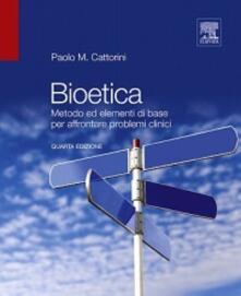 Radiospeed.it Bioetica. Metodo ed elementi di base per affrontare problemi clinici Image