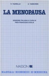 La La menopausa - Taurelle Roland Tamborini Alain - wuz.it