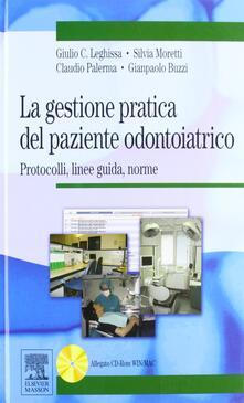 Winniearcher.com La gestione pratica del paziente odontoiatrico. Protocolli, linee guida, norme Image