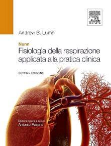Filmarelalterita.it Nunn. Fisiologia della respirazione applicata alla pratica clinica Image