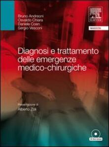 Diagnosi e trattamento delle emergenze medico-chirurgico con CD-ROM.pdf