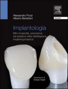 Mercatinidinataletorino.it Implantologia. Mini-invasività, precisione ed estetica nella riabilitazione implantoprotesica Image